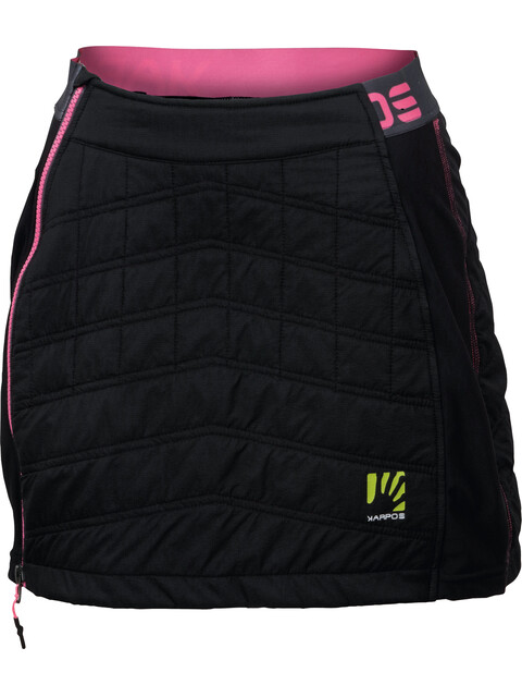 Karpos Alagna Plus Skirt black/pink fluo